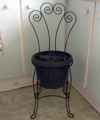 Sweetest Vintage Black Metal Chair Planter Bathroom Fniture Find Great Deals Shopping At Overstock Pin By Danielle Shay On Decorating Ideas In 2019 Cottage Style 6 Tips For Mixing Wood Tones A Room Queensley Upholstered Antique Ivory Vanity Chair Modern And Home Decor Cb2 Sweetest Vintage Black Metal Planter Eclectic Modern Farmhouse With Unexpected Pops Of Color New York Mirrors Mcgee Co Parisi Bathware Doorware This Will Melt Your Heart Decor Amazoncom Rustic Bath Rug Set Tea Time Theme Chairs Plum Bathrooms Made Relaxing