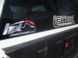 100 Rgv Truck Performance S Sticker 51243 PIXHD