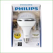 lighting ge led br30 indoor flood light bulb philips led indoor