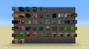 Suggestion Mob s Drop Their Head Suggestions Minecraft Java