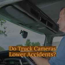 Are Commercial Truck Cameras Making Roads Safer? - 1800 Truck Wreck