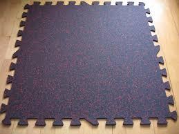 rubber flooring tiles interlocking cool home design creative on