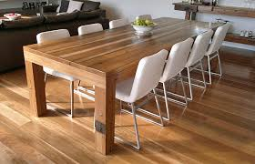 Melbourne Recycled Hardwood Dining Table Lane