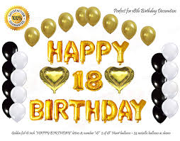 Happy Birthday Letter Shaped Ballons 13pcslot 16inch Decoration