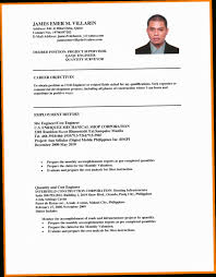 Gallery Of Objective In Resume Sample For Job R8PF Objectives Resumes General