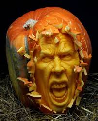 Best Pumpkin Carving Ideas 2014 by Best 25 Best Pumpkin Carvings Ideas On Pinterest Creative