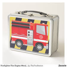 Firefighter Fire Engine Metal Lunch Box   Fire Dept. / Firefighter ... Hallmark 2000 School Days Disney Fire Truck Lunch Box New Sealed Firetrucks Personalized Youcustomizeit Products Firebellnet Fire Police Gifts Stephen Joseph Truck Bpack And Combo Boys Buy Fireman Sam Childrens Official Engine Shaped Bag Hamleys Shop For Products In Dept Ocean City Department Nj 1999 Vandor Three 3 Stooges Colctable Tv Lunchbox Tin On A 2000s 2 Listings Lilchel Stuff Baby Toys Accsories Bento Tools Tomica Personalised Cool My Happy Lunchbox