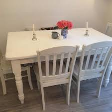 Dining Room Fur Table And Chairs Gumtree Glasgow 2018 Oak Extending