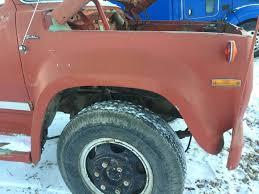 100 1975 Dodge Truck D600 Fender For Sale Spencer IA 24637213