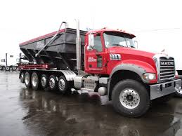 Rock Chuckers Adds New Macks From MTC Columbus - McMahon Truck ...