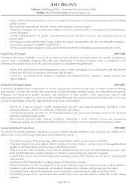 Example Of Finance Resume Sample Financial Controller Template A