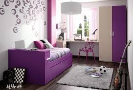 Teens Room Beautiful Teen Girl Interior Design Embellished With Charming Inside Purple Bedroom