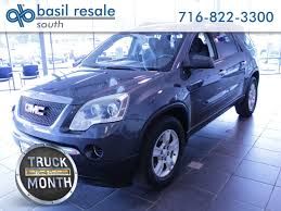 Pre-Owned 2011 GMC Acadia SL Sport Utility In Buffalo #AB3918 ... Wainwright 2017 Acadia Vehicles For Sale Gmc Awd 4dr Sle Wsle2 Spadoni Used Car Amp Truck 2012 Photo Gallery Trend Cars Trucks Sale In Mcton Nb Toyota 2018 Acadia New Kingwood Wv Preston County Knox 2010 Limited Northampton 2014 Carthage 2015 Preowned 2011 Sl Sport Utility Buffalo Ab3918 Denali Test Review And Driver 2019 Info Serra Chevrolet Buick Of Nashville