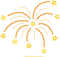 New year fireworks clip art happy new year 6 image Clipartix