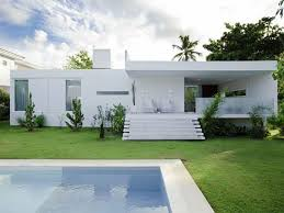 6 White Modern Home Design, Exterior Design Modern Guest House ... Flat Roof Homes Designs Fair Exterior Home Design Styles Although Most Homeowners Will Spend More Time Inside Of Their Home Marceladickcom Divine House Paints Is Like Paint Colors Concept 25 Best Images On Pinterest Architecture Color Combinations Examples Modern Emejing Indian Portico Images Decorating Endearing Modern House Exterior Color Ideas New Designs Latest 2013 Brilliant Idea Design With Natural Stone Also White Front Elevation Thrghout Online