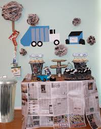 Juneberry Lane: A Garbage Truck 'Trash Bash' Birthday Party...GROSS!! Dump Trucks For Sale In Des Moines Iowa Together With Truck Party Garbage Truck Made Out Of Cboard At My Sons Picture Perfect Co The Great Garbage Cake Pan Cstruction Theme Birthday Ideas We Trash Crazy Wonderful Love Lovers Evywhere Favor A Made With Recycled Invitations Mold Invitation Card And Street Sweepers Trash Birthday Party Supplies Other Decorations Included Juneberry Lane Bash Partygross