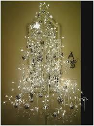 Christmas Tree White Gold Cute Swarovski Crystal