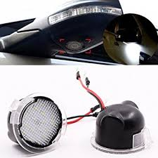 led side view mirror puddle lights for ford edge
