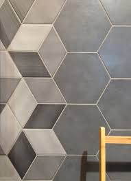 Faux Marble Hexagon Floor Tile by From Faux Wood To Mosaics Modern Porcelain Tile Trends Patterns