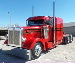 100 Used Peterbilt Trucks For Sale In Texas 1993 379 Semi Truck Item K5761 SOLD March 24