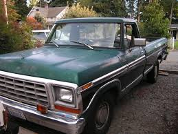 100 1977 Ford Truck Parts 1979 F100