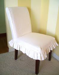 Pier One Parsons Chair Covers by Decor Lovely Parsons Chair Slipcovers For Your Dining Room Design