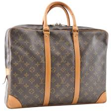 Louis Vuitton Porte Documents Pegase Brief Case Monogram Weekend