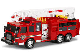 100 First Fire Truck New Bright Engine Kidstuff