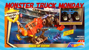 Monster Truck Monday 11 (Hot Wheels Monster Jam Smash-Up Station ... Monster Truck Party Ideas At Birthday In A Box Truck Party Tylers Monster Cars Cakes Decoration Little 4pcs Blaze Machines 18 Foil Balloon Favor Supply Jam Ultimate Experience Supplies Pack For 8 By Bestwtrucksnet Amazoncom Empty Boxes 4 Toys Blaze Cake Decorations Deliciouscakesinfo Decorations Beautiful And The Favour Bags Decorationsand Cheap Cupcake Toppers Find Sweet Pea Parties