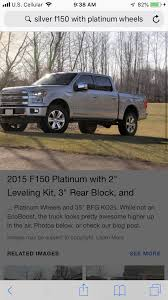 100 See Tires On My Truck Black Or Chrome Rims Ford F150 Forum Community Of Ford Fans