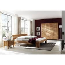schlafzimmer komplett massivholz kernbuche bett 140x200 cm