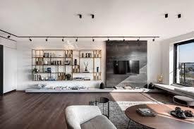 wohnzimmer einrichtung industrial chic style holzboden