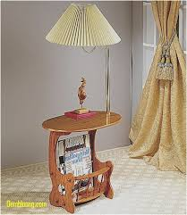 Wood End Table With Lamp Attached by Table Lamps Design Unique Tables With Lamps Attach