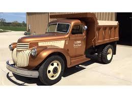 100 Chevy Dump Trucks 1945 Chevrolet Truck For Sale ClassicCarscom CC895324