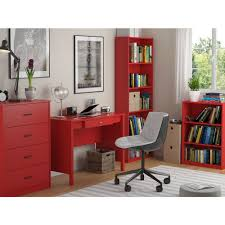 Ameriwood Computer Desk With Shelves by Ameriwood 5 Shelf Bookcase Multiple Colors Walmart Com