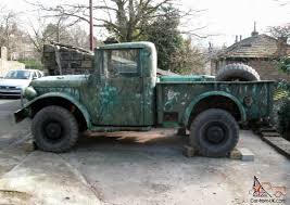 Dodge M37 3/4 Ton Cargo Truck, 1954 4x4 Cargo Truck Restoration ... 1952 Dodge M37 Military Ww2 Truck Beautifully Restored Bullet Motors Power Wagon V8 Auto For Sale Cars And 1954 44 Pickup 1953 Army Short Tour Youtube Not Running 2450 Old Wdx Wc 1964 Pickup Truck Item Dc0269 Sold April 3 Go 34 Ton 4x4 Cargo Walk Around Page 1 Power Wagon Kaiser Etc Pinterest Trucks Wiki Fandom Powered By Wikia