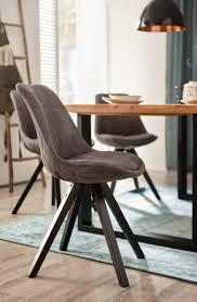 bequem zeitlos schick esszimmerstuhl grauer stuhl stühle