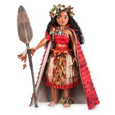 Moana Limited Edition Doll 16 ShopDisney