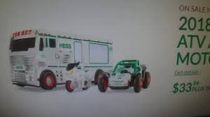 2018 Hess Toy Truck On Sale Now November 1 2018 - YouTube Hess Toy Truck The Mini Trucks Are Back Order Facebook Quad Combo Jackies Store 1972 Rare Gasoline Oil On Sale 500 Usd Aj Amazoncom 2017 Dump And Loader Toys Games Toy Truck A First Of Its Kind For Company Wfmz Backthough It Never Really Disappeared From The 2018 Collectors Edition 85th Anniversary Excellent 1976 With 3 Barrels In Original Box 2016 Dragster Walmartcom Mobile Museum To Make Local Stops Trucks Roll Out Every Winter Bring Joy Collectors 2014 Mib
