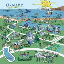 100 Silver Strand Beach Oxnard Map Of Find Your Way Around And Ventura County