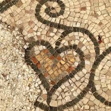 PINNER SAID The Biggest Synagogue In Asia Minor Is Ruins Of Sardis Turkey Here Are Some Details From Stunning Mosaic Floor Dating Back Almost