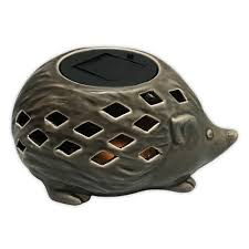 What Heat Lamp To Use For Hedgehogs by Goods For Life Outdoor Solar Led Hedgehog Table Decor