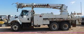 2004 International 7400 Digger Derrick Truck | Item L5953 | ...