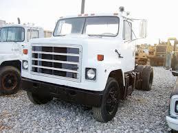 100 International Semi Truck IHC Hoods