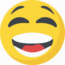 Big Grin Emoticon Happy Face Laughing Lol Icon