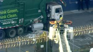 Crews Rescue Man Trapped In Garbage Truck In Philadelphia | Abc7ny.com Crews Rescue Man Trapped In Garbage Truck Pladelphia Abc7nycom Video High Speed Garbage Truck Crash Wrecks Cars Properties Video Exposes Atlanta Collecting Regular Trash And Song For Kids Videos Children Shows Moment Crashes Over Highway Into Pump Action Air Series Brands Products Picks Up Container And Two Collectors Stock Kids Video Car Cartoons Youtube Car Garage Toy Factory Dump Vs Backhoe Loader Race Coloring Pages To Download Print Trucks Teaching Colors Learning Basic Colours