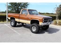 100 1983 Chevrolet Truck Silverado For Sale ClassicCarscom CC1059493