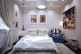 schönes design eines kleinen schlafzimmers 9 qm m foto und