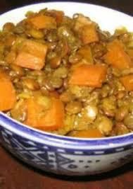 cuisine des lentilles lentilles aux carottes