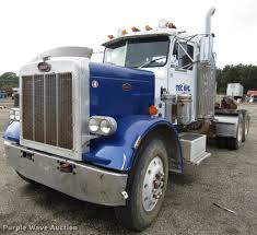 100 Used Peterbilt Trucks For Sale In Texas 1983 369 Semi Truck Item DC0086 SOLD December